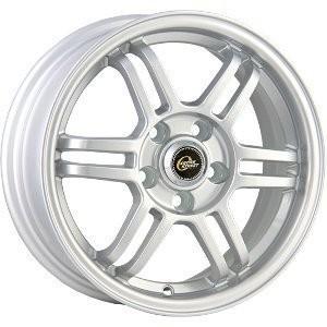 диск cross street cr-10 6.5 x 16 (модель 9131916) колесный диск cross street cr 02