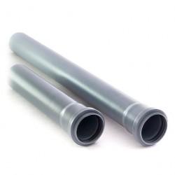 Труба ПП, O 50 мм, толщина стенки 1,8 мм 250 мм