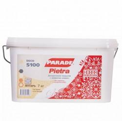 Штукатурка PARADE S100 Янтарь 7кг