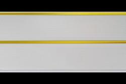 Панели ПВХ 3,0*0,24*0,008м 2-х секционные золото /Д/