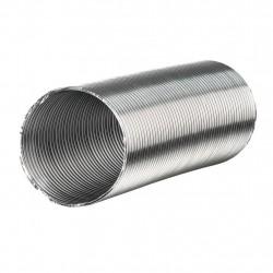 Канал-воздуховод гибкий гофрир. 100мм, алюминиевый до 3м, Вентс