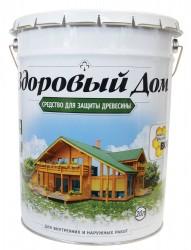 Деревозащитное средство Здоровый Дом 20,0л сосна