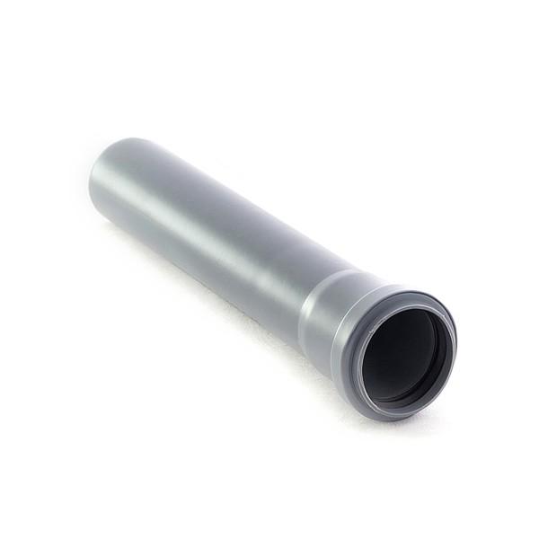труба пп, тм пиарком, o 110 мм, толщина стенки 2,2 мм 1500 мм стенки