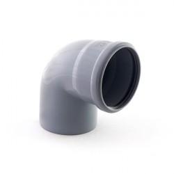 Отвод канализационный 110*90