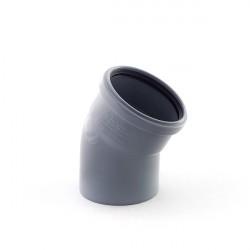 Отвод канализационный 110*30