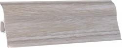 Плинтус пластиковый 52мм Ярра 01/2 2,5м Ziber