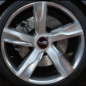 Фото - диск legeartis concept-v504 8 x 19 (модель 9140511) модель