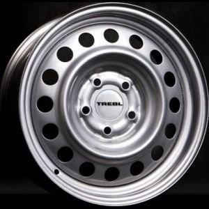 Фото - диск trebl x40015 7 x 17 (модель 9138176) trebl x40015 trebl 7x17 5x114 3 d60 1 et45 silver