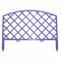Забор декоративный Решетка набор 5 секций мята