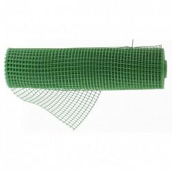 Заборная решетка 1,5*25 м, ячейка 70*70 мм, ЭКОНОМ Россия