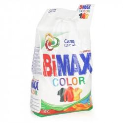 Порошок стиральный BiMax Color Автомат м/у 3кг