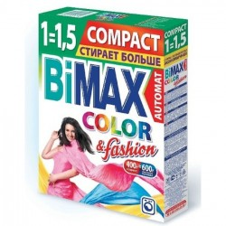 Порошок стиральный BiMax Color Автомат 400г
