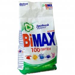 Порошок стиральный 1.5кг BiMax 100пятен Автомат м/у