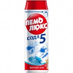 Средство чистящее ПЕМОЛЮКС Морской бриз 480г 1996181