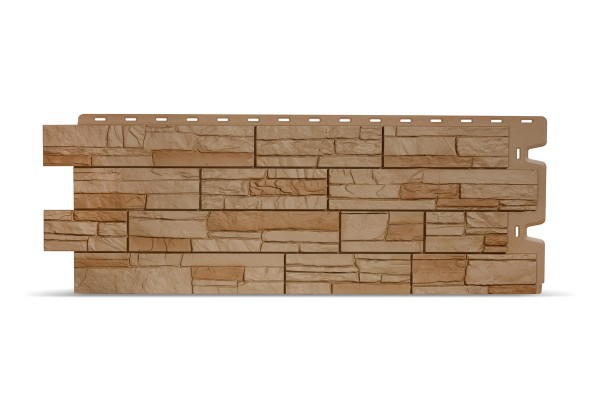фасадная панель docke stein, осенний лес, 0.44 м2