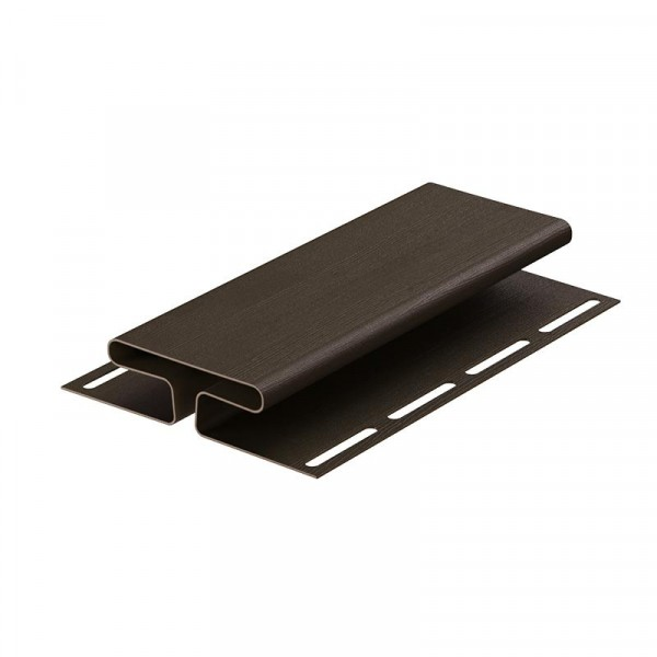 профиль н docke premium, цвет шоколад, 3 м