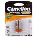 Аккумулятор Camelion ААА-1000mАh Ni-Mh BL-2 (2 шт)