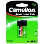 Батарейка Camelion 6F22 BL-1