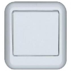 Выключатель 1кл Lexel Дуэт белый SE WDE000111