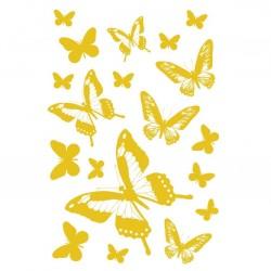 Декоретто Сияющие бабочки AL 1001