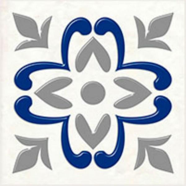 плитка настенная сиди-бу-саид серый 9,9х9,9