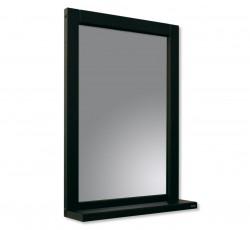 Зеркало с полкой Sheffilton Альберо SHT-М2 венге