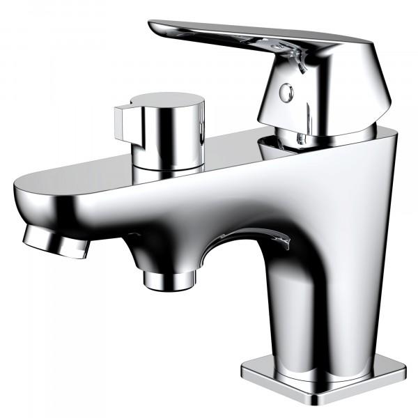 смеситель new york для умывальника argo смеситель для ванны и умывальника omega 1 2 керамический картриджный плоский излив 325 мм