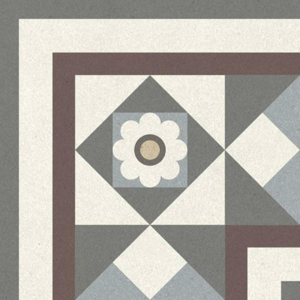 декор longo multi многоцветный 01 20х20 (22шт) керамический декор alta ceramica castelli ins idro canossa lux f 20х20 см