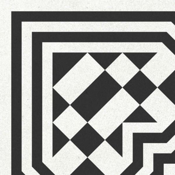 декор ricci light светлый 01 20х20 (22шт) керамический декор alta ceramica castelli ins idro canossa lux f 20х20 см