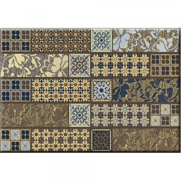Фото - декор камлот мокка эйша 27,8х40,5 керамическая плитка azori камлот мокка эйша 5х40 5 бордюр