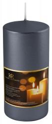 Свеча-столбик Kukina Raffinata лакированная стальной 56*120мм 300098