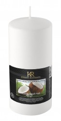 Свеча-столбик ароматическая Kukina Raffinata Кокосовый рай 56*120мм 202788