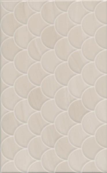 керамическая плитка 25х40 сияние беж структура