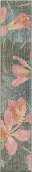 керамический бордюр 40х7,7 пальмовый лес недорого