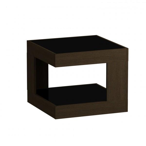 Фото - стол журнальный ls 746, 02.01 (корпус-венге,стекло-черный) globe журнальный стол