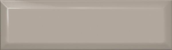керамическая плитка 8,5х28,5 аккорд дымчатый грань