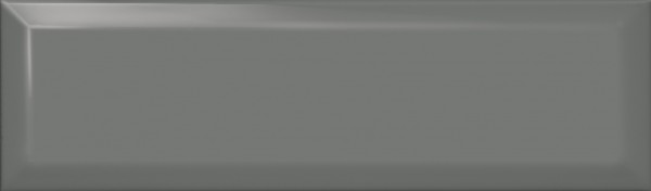 керамическая плитка 8,5х28,5 аккорд дымчатый темный грань