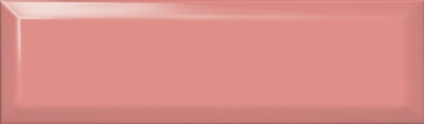 керамическая плитка 8,5х28,5 аккорд розовый грань