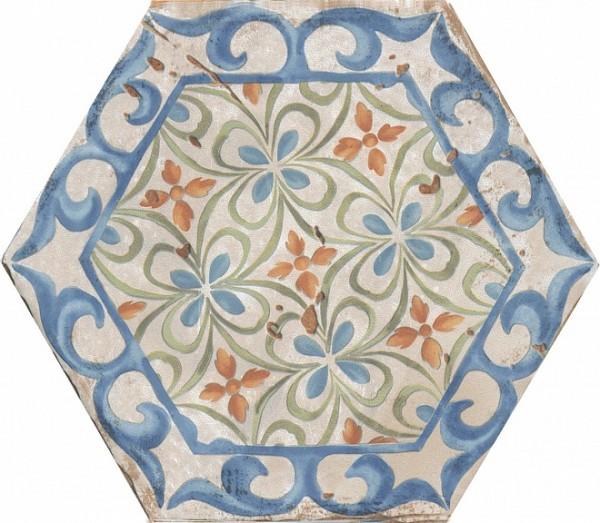 керамический декор 20х23,1 виченца майолика 4
