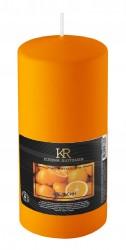 Свеча-столбик ароматическая Kukina Raffinata Апельсин 56*100мм 202850