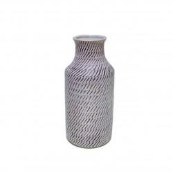 Ваза керамическая Пинта 26,5см белый 18S003-1
