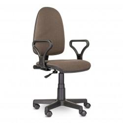 Кресло UTFC Престиж Самба С-24 (бежево-коричневый клетка)