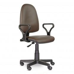 Кресло UTFC Престиж Самба Z10 (темно-коричневый)
