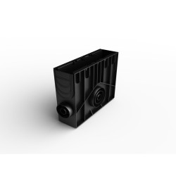 Пескоуловитель Ecoteck, цвет черный, 56 х 16 х 41 см