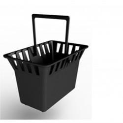Корзина дождеприемника с ручкой Ecoteck, цвет черный, 23 х 15 х 15 см