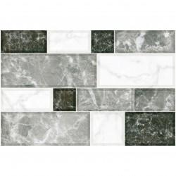 Настенная плитка Grani 35х23  серый