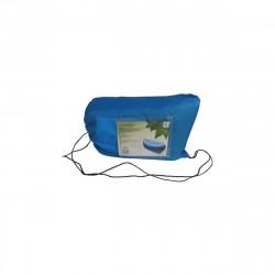Лежак надувной (синий) BL100