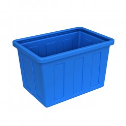 Ванна K 90 синий пластик