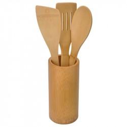 Набор кухонных принадлежностей Oriental Way 3пр.+подставка BNB2957