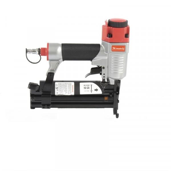 степлер пневматический matrix для гвоздей/скоб от 10 до 50мм, 57427